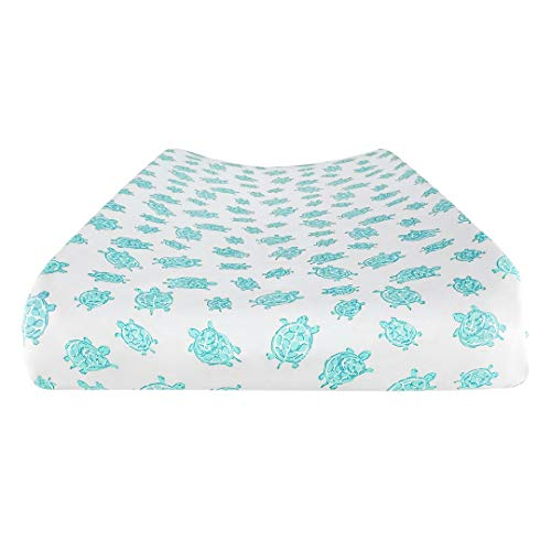 Changing Pad Cover in 100% Organic Cotton to Fit 16