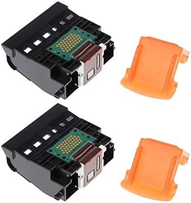 Shiwaki 2 Unidades Cabezal de Impresión Reciclado Repuestos de ...