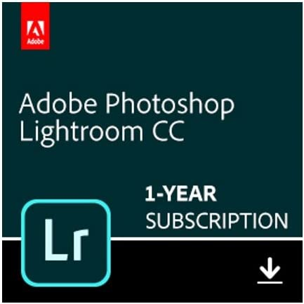 Adobe Photoshop Lightroom Subscription Download product image
