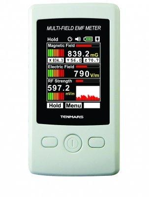 Tenmars TM-190 Multi-Field EMF Meter