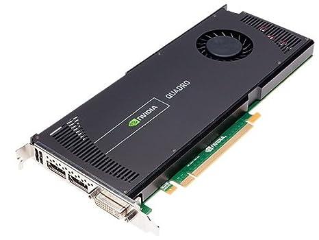PNY VCQ4000-PB NVIDIA Quadro 4000 2GB - Tarjeta gráfica (NVIDIA, Quadro 4000, 2560 x 1600 Pixeles, 2 GB, GDDR5, 256 bit) Negro