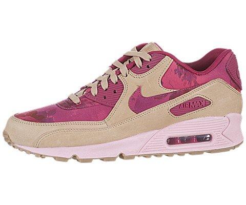 Nike Womens Air Max 90 Liberty Pink Floral 555283-600 7.5 ()