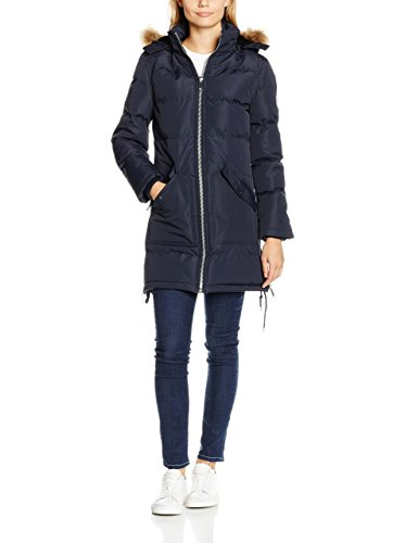 Geographical Canelle Norway Abrigo Azul Geographical Norway 7SqZdRU7