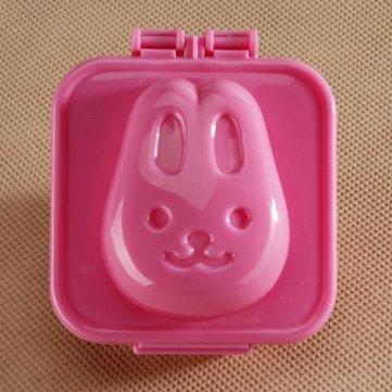 Bheema Mini Rabbit Egg Sushi Rice Mold Mould