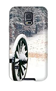 Fashionable VnlwwaZ454OTJaK Galaxy S5 Case Cover For Snow S Protective Case by icecream design