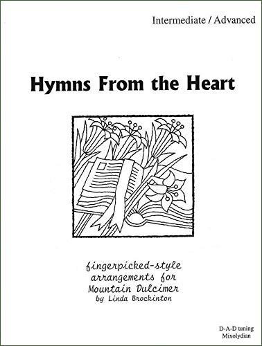 Linda Brockinton - Hymns From The Heart: Finger-style Arrangements For Mountain Dulcimer ()