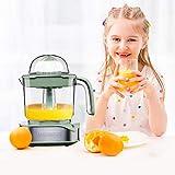 Electric Citrus Juicer 1.2L Large Volume - Orange