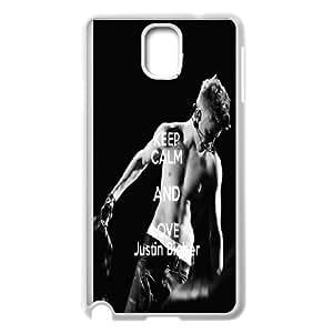 Custom Printed Phone Case Justin Bieber For Samsung Galaxy Note 3 N7200 RK2Q02551