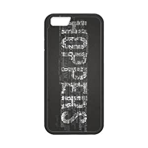 Sports hoppers iPhone 6 6s Plus 5.5 Inch Cell Phone Case Black Present pp001-9480196