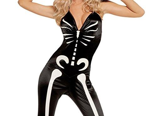 Elaka (Skeleton Costume Pose)