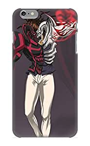Dhyixu-1307-qjhjwlu Premium Anime Bleach Back Cover Snap On Case For Iphone 6 Plus
