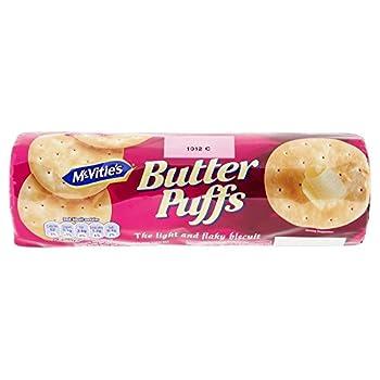 McVitie's Butter Puffs (200g) - Pack of 2