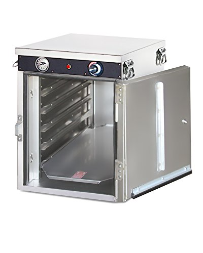 Food Warming Equipment HLC-5S Radiant Heated Holding Cabinet with Steam Table Pans, (Warming Equipment Steam Tables)
