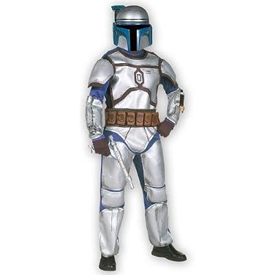 Star Wars - Jango Fett Children's Costume (Boy's Children's Costume): Toys & Games
