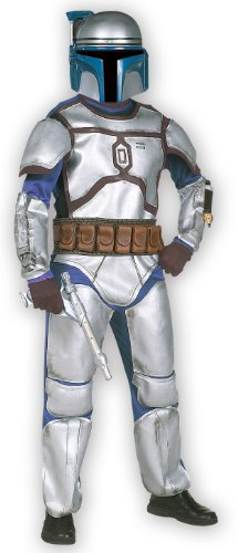 Star Wars Jango Fett Deluxe Child Costume (Small)