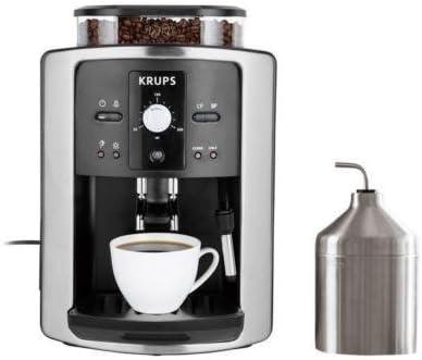 Krups EA8010 Espresseria - Cafetera automática: Amazon.es: Electrónica