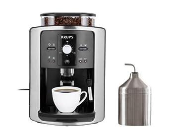 Krups EA8010 Espresseria - Cafetera automática: Amazon.es ...