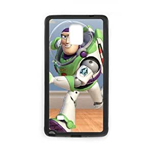 Samsung Galaxy Note 4 Cell Phone Case Black Disneys Toy Story 002 Exquisite designs Phone Case KM61H5J5