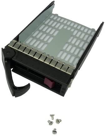 3.5 SATA SAS Hard Drive Tray Caddy for HP Proliant DL145 G3 DL160 G5 DL160 G5p DL160G6 Replacement for HP Compaq 373211-001
