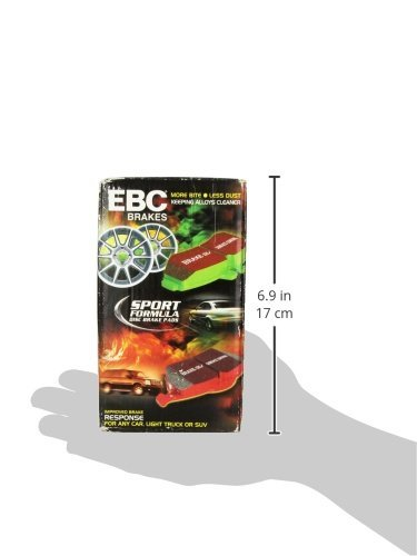 EBC Brakes DP71332 Greenstuff 7000 Performance Brake Pad