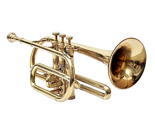 Shreyas Cornet Bb Brass by SHREYAS