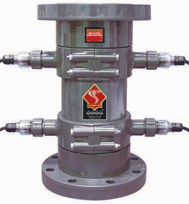 Viper 800 Watt Unit, 6'', Plastic, With Flow Switch, 220V/60Hz