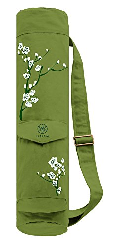 Gaiam Full Zip Cargo Pocket Yoga Mat Bags Buy Online In
