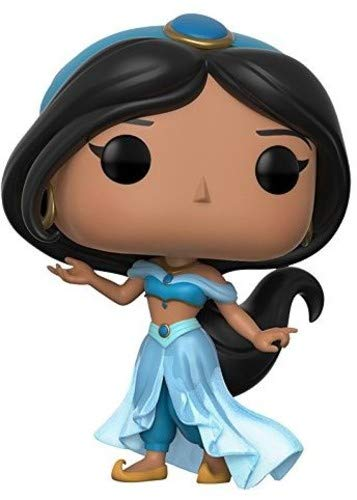 Funko - POP! Vinilo Coleccion Disney - Figura Jasmine (21215)
