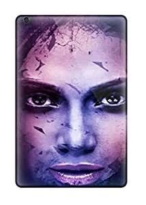 YY-ONE Female Celebrity Phone Case For Ipad Mini/mini 2/ High Quality Tpu Case