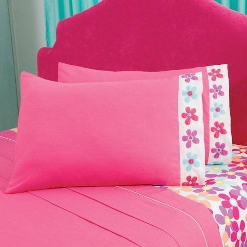 LIMITED EDITION LITTLE MERMAID KIDS GIRLS REVERSIBLE COMFORTER SET AND EMBROIDERED SHEET SET 8 PCS FULL SIZE by JORGE'S HOME FASHION (Image #4)
