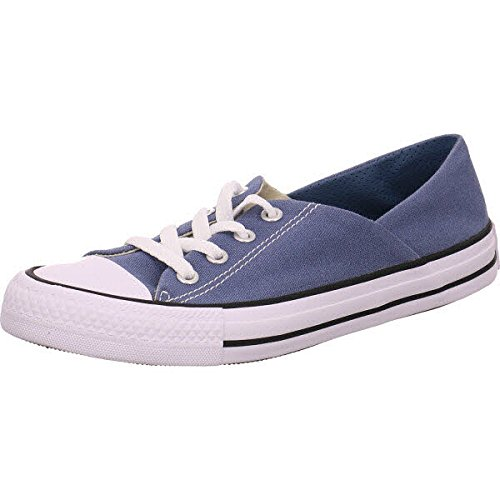 CONVERSE - CTAS CORAL OX 555896C - lemon haze azul