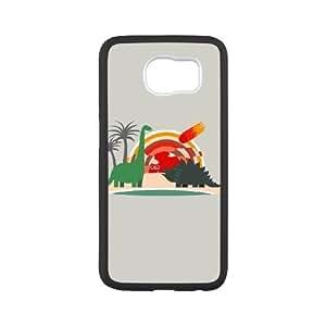 Samsung Galaxy S6 Cell Phone Case White YOLO YE3467044