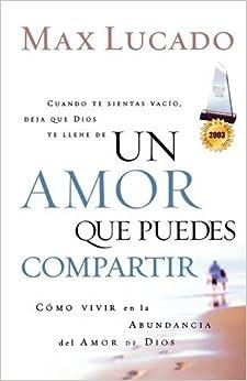 Book Un amor que puedes compartir