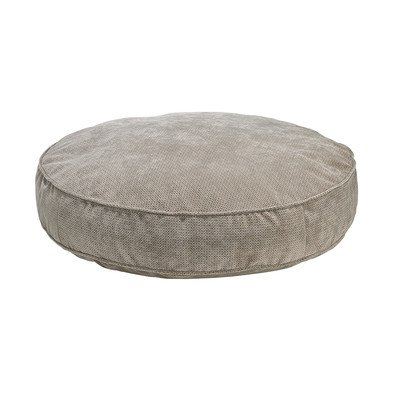 Bowsers Super Soft Round Bed, Medium, Cappuccino ()
