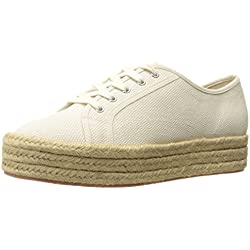 Indigo Rd. Women's Zenith Sneaker, Natural, 6.5 M US