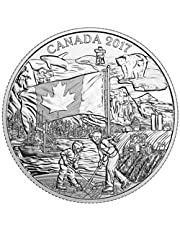 2017 $3 The Spirit of Canada - Pure Silver Coin Royal Canadian Mint RCM