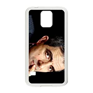 samsung galaxy s5 White Mr Bean phone case Christmas Gifts&Gift Attractive Phone Case HRN5C323233