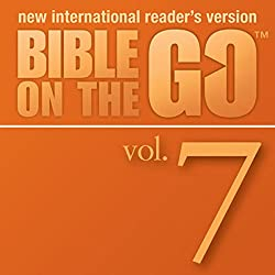 Bible on the Go Vol. 07: The Ten Plagues on Egypt; the First Passover; and the Exodus (Exodus 7-12)