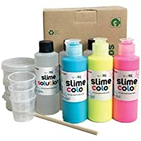 SnowKids - Slime Kit/Safe Play/Arts and Craft/DIY Slime/Made in Korea
