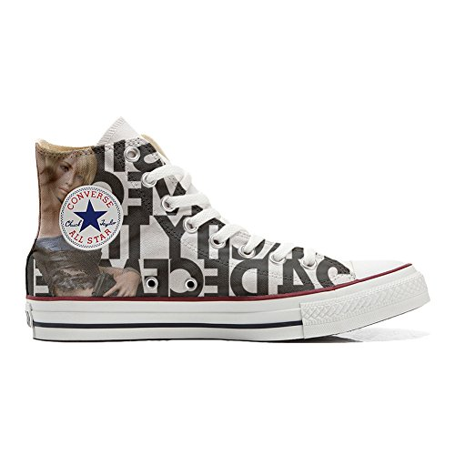 Converse Customized Chaussures Coutume (produit artisanal) Pretty girls