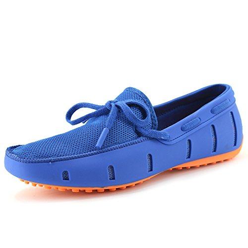 Aleader Boat - Escapines para hombre Azul - azul claro