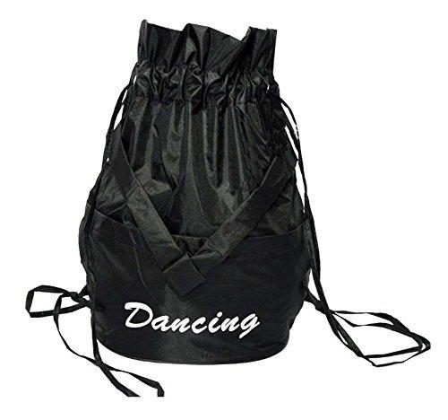 Dance Bag Bags Children's Black Latin Drawstring Package Dance A1 Ballet Shoulder Temptation wAq5qzX0