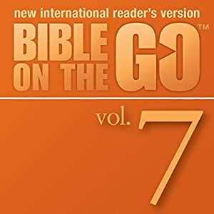 Bible on the Go Vol. 07: The Ten Plagues on Egypt; the First Passover; and the Exodus (Exodus 7-12) Audiobook