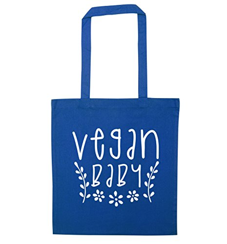 Bag Flox Vegan Baby Creative Flox Creative Blue Tote Tote vX7OqAXrx