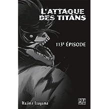 L'Attaque des Titans Chapitre 113 (French Edition)