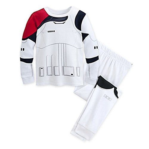 [Disney Star Wars: The Force Awakens Stormtrooper Pj Pals for Kids (5)] (Stormtrooper Disney)