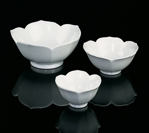 HIC 10-Ounce Porcelain Lotus Bowl by HIC Harold Import Co. (Image #2)