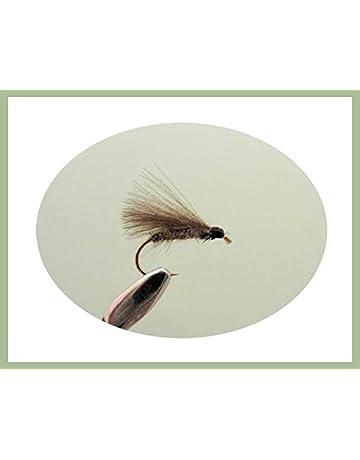 choix de tailles Wet Trout Mouches 6 pack Faisan Queues de pêche Mouches