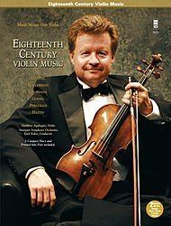 18th Century Pieces for Violin by Stuttgart Symphony ()