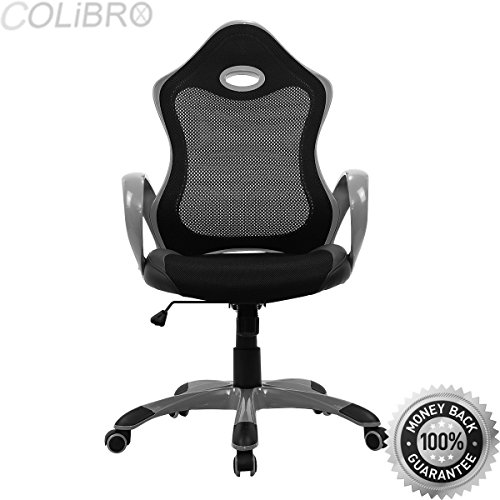 (COLIBROX--New Ergonomic Mesh High Back Executive Modern Computer Desk Task Office Chair. high back mesh ergonomic computer desk office chair.amazon stylish ergonomic office chair.best office chair.)